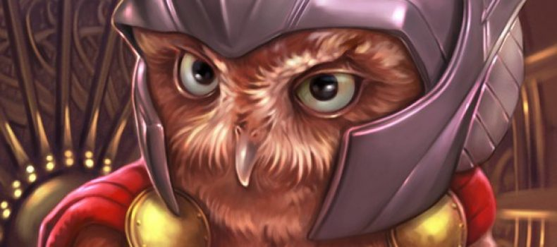 Миниатюра к статье Owlvengers или Совы-Мстители. Серия иллюстраций, изображающих героев «Мстителей» как сов