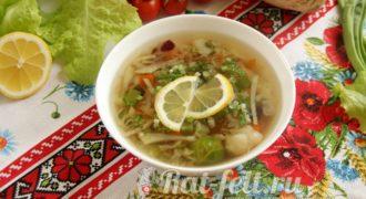 Миниатюра к статье Жиросжигающий суп «Минус 8 кг»