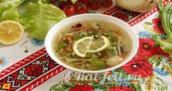 Миниатюра к статье Жиросжигающий суп