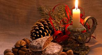 Миниатюра к статье Рождественские приметы, обычаи и заговоры