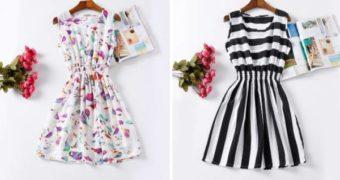 Миниатюра к статье 17 идей летних нарядов с «АлиЭкспресс» дешевле 1000 рублей