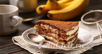 Миниатюра к статье Вкусный и сочный торт без выпечки за 15 минут
