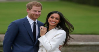 Миниатюра к статье Меган Маркл и Принц Гарри переехали со Дворца