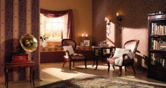 Миниатюра к статье Полезные советы, как использовать старые обои для декорации дома