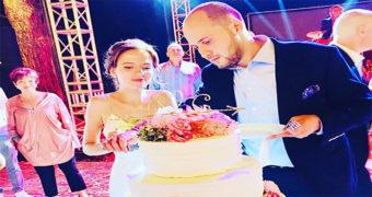 Миниатюра к статье Свадьба сына Ларисы Гузеевой и почему невеста всем не нравится
