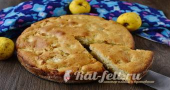 Миниатюра к статье Яблочный пирог на кефире - вкуснее и проще, чем Шарлотка