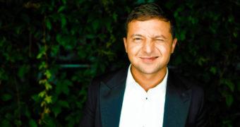 Миниатюра к статье Примерный семьянин Владимир Зеленский
