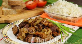 Миниатюра к статье Как пожарить свинину на сковороде вкуснее, чем шашлык