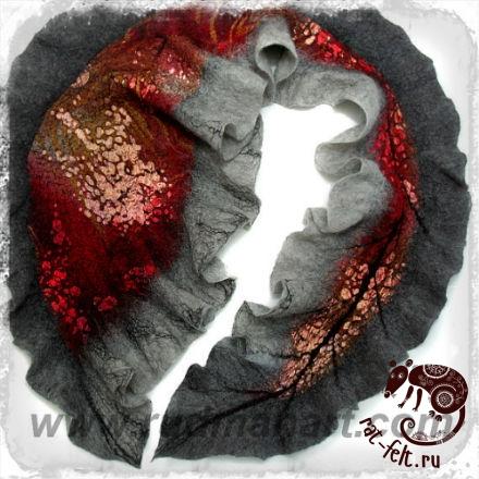 Ирина Рудман шарф