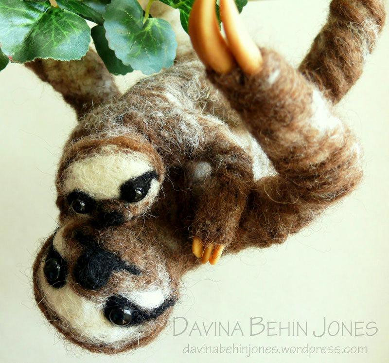 ленивец от DragonBehin