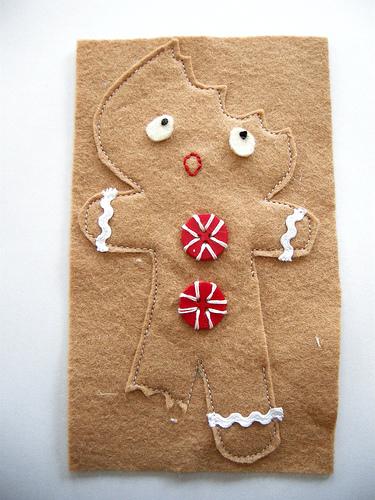 сшиваем человечка