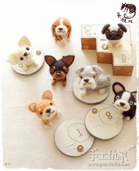 щенки из японии