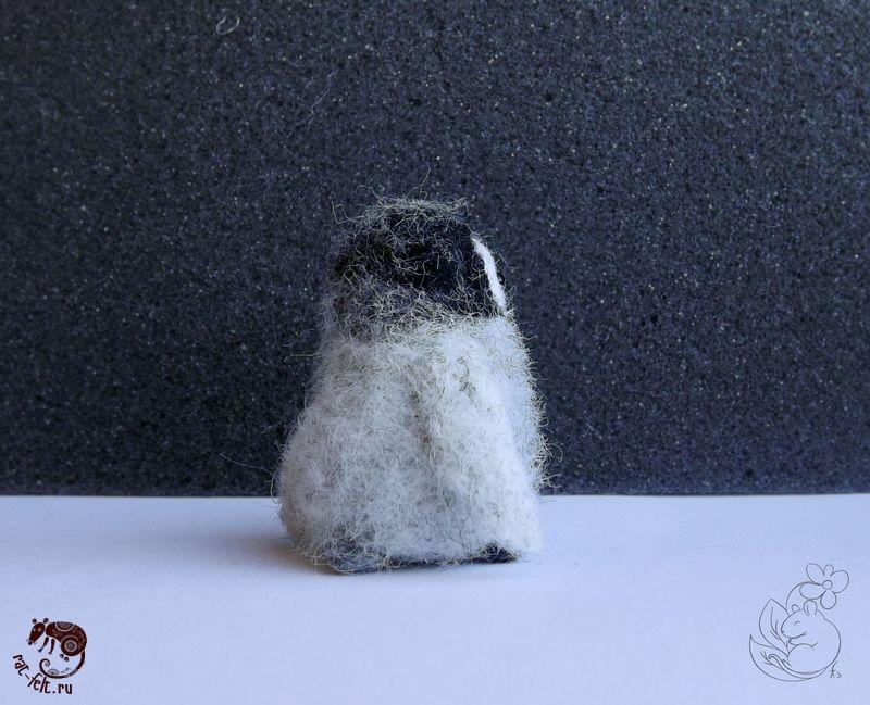 готовый пингвин