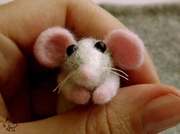 как свалять крысенка