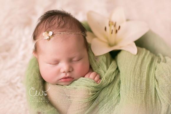 christy wallis фото новорожденного