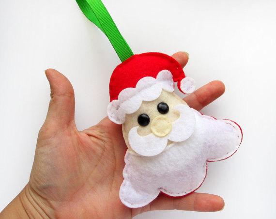 Еще одна елочная игрушка от PatternHub