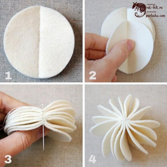 Этап 2 - сшивание второго слоя