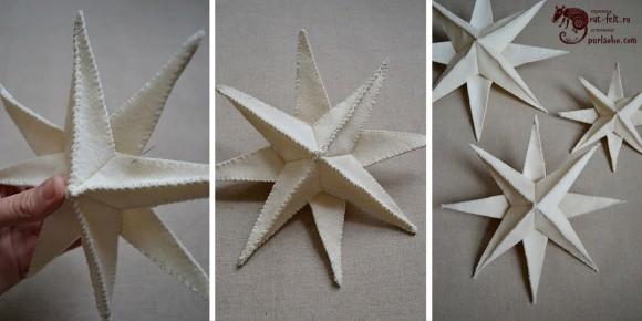 Этап 4 - сборка звезды