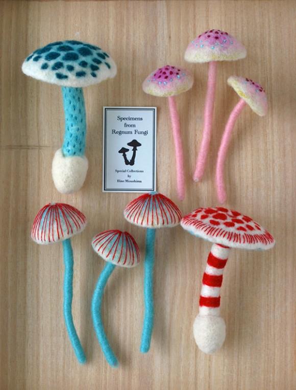 Валянные грибы_1