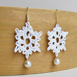 crochet-snowflake-earring-patterns