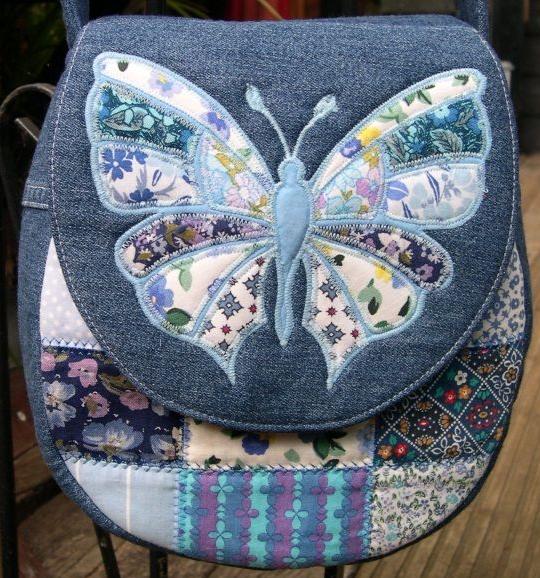 Шитью сумок из джинса своими руками