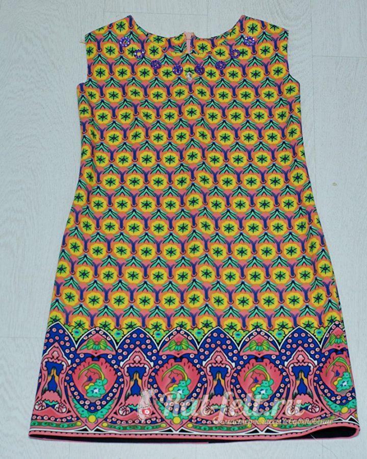готовое платье для первой примерки