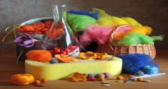 Миниатюра к статье Инструменты для валяния из шерсти сухим способом