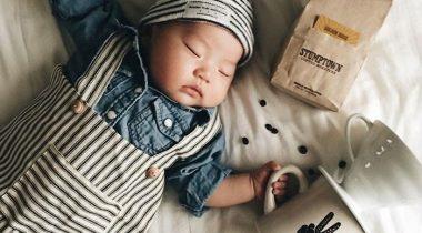 Миниатюра к статье 41 идея для фотосессии спящих малышей— мечты и амбиции